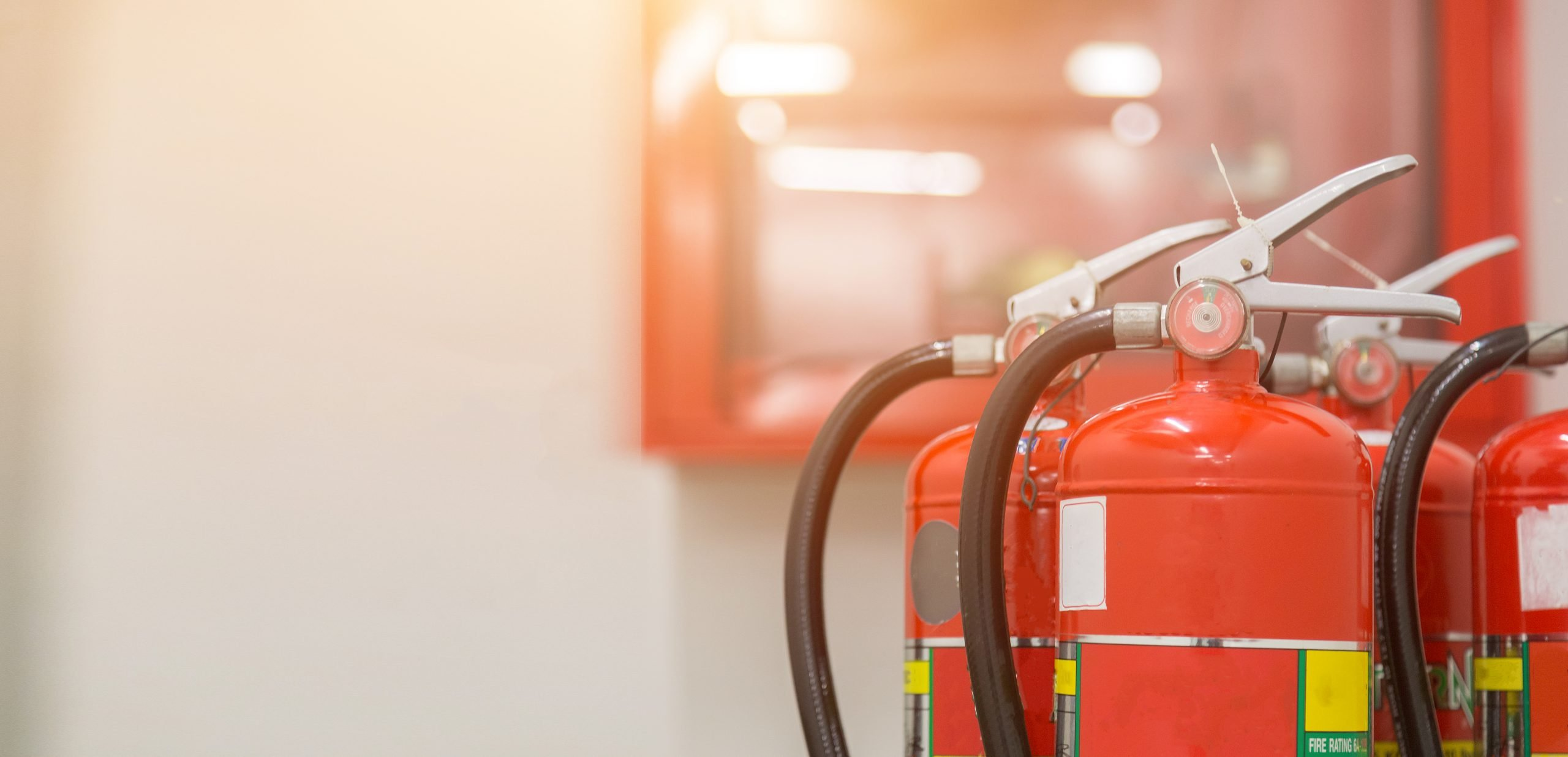 Fire,Extinguishers,Available,In,Fire,Emergencies.